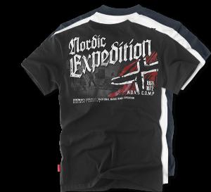 """Tričko """"Expedition"""""""
