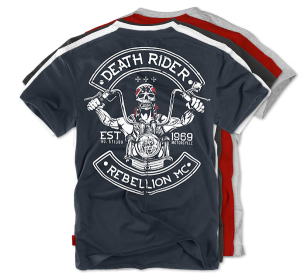"""Tričko """"Death Rider"""""""