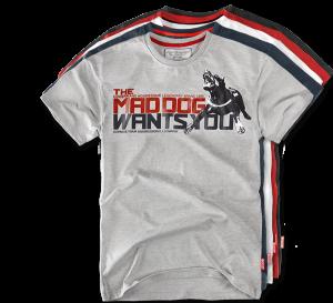 """Tričko """"Mad Dog 3"""""""
