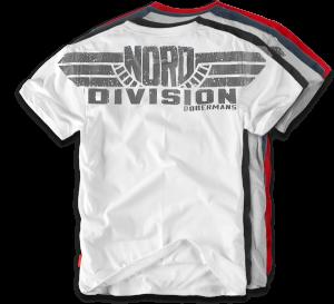 "Tričko ""Nord Division"""