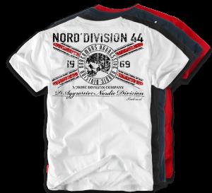 "Tričko ""Nord Division 44"""