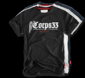 """Tričko """"Corps 33"""""""