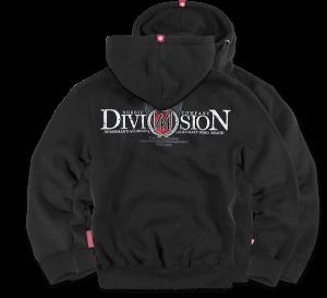 "Mikina,zip ""Division 44"""