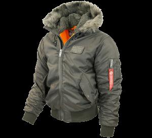 """Zimná bunda """"Dobermans Offensive"""""""