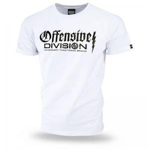 "Tričko ""Offensive Division"""