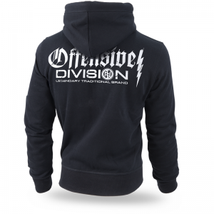 """Mikina,zip """"Offensive Division"""""""