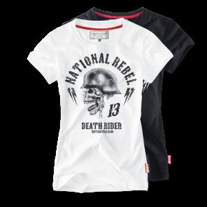 "Tričko ""National Rebel"""