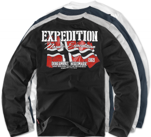 "Longsleeve ""Expedition"""