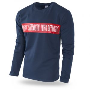 "Longsleeve ""Strength Thru Offensive"""