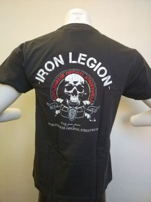 "Tričko ""Iron Legion"""