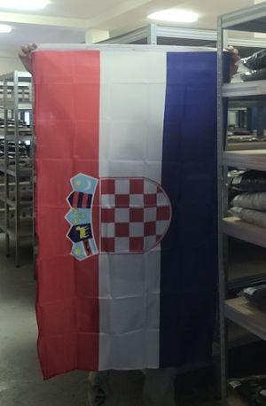 Vlajka Chorvátska